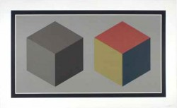 Untitled (Two cubes)