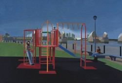 Barrier Playground