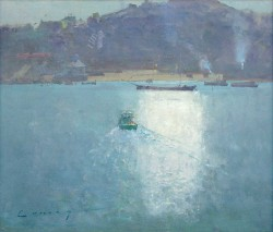 The Ferry, Fowey Harbour