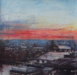Lights on the Thames £850