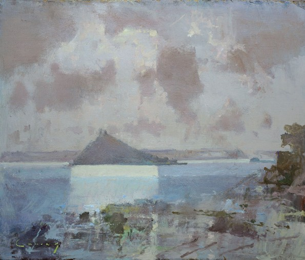 Late Evening, St Michaels Mount